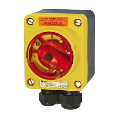 GHG261 / ATEX Safety switch 10 A