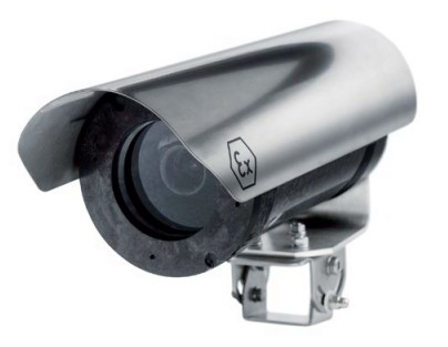 DEX10 Axis M1125 IP camera ATEX