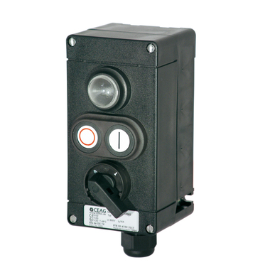 GHG411 83 / Three-position control switch