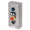 GHG414 82 / Four-position control switch 316L